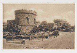 AI85 The Law Courts, Carlisle - Cumberland/ Westmorland