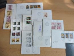 Vatikan Briefe Posten ......Unbedingt Ansehen............KEINE FDC!!! - Vaticano (Ciudad Del)