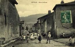 54 - ONVILLE Route De Gorze / A 512 - Andere Gemeenten