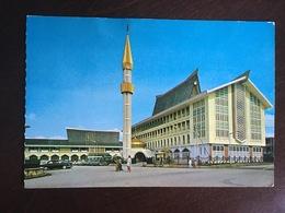Religious Deparment Building Brunei. - Brunei