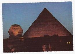 AL01 Giza, Sound And Light Show At The Pyramids - Pyramids