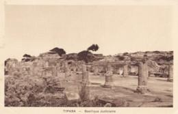 AM40 Tipasa, Basilique Judiciaire - Algeria