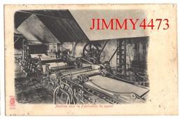CPA - Machine Pour La Fabrication Du Papier En 1905 - ANGOULEME 16 Charente - N° 2535 - Edit. K. E. Paris - Angouleme