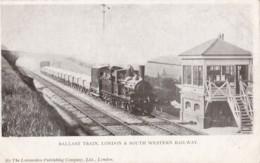 AS69 Trains - Ballast Train, London & South Western Railway - Trains