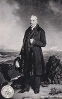 AS69 People - George Stephenson - LNWR Postcard - Famous People