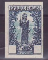 Congo Essai Femme Bakalois - Gabon (1886-1936)