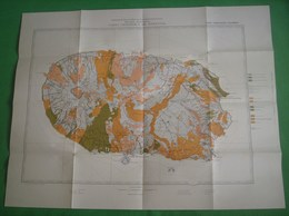 Ilha Terceira - Mapa - Açores - Geographical Maps