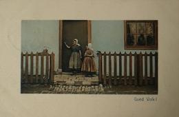 Zeeland // Klederdracht - Goed Volk 1912 - Nederland