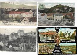 ALLEMAGNE - Lot De 20 Cartes Postales Diverses Du Bade Wurtemberg. Toutes Scannées - Postcards