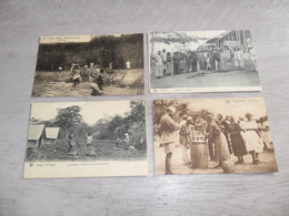 Beau Lot De 20 Cartes Postales Du Congo Belge       Mooi Lot Van 20 Postkaarten Van Kongo - 20 Scans - Cartes Postales