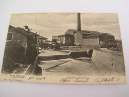 C.P.A.- Italie - Bologna Bologne - Battiferre - Cascale - 1903 - SUP (CE 27) - Bologna