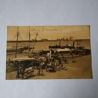 Antwerpen - Anvers / Embarcadero ( Ander Zicht) 1910 Zeldzaam - Antwerpen