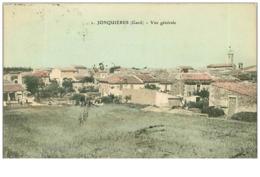 30.JONQUIERES.N°6636.VUE GENERALE - Francia