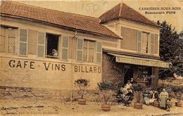 """¤¤  -  CARRIERES-sous-BOIS   -  Le Restaurant """" PUIS """"      -  ¤¤ - Autres Communes"""