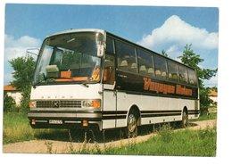 Voyages MOLARO  --  METZ   57   --  Voyages Transports Autocars Setra (gros Plan) - Metz