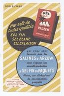 SELS D'ARZEW -- Z901 - Alimentare