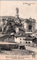 43 ESPALY - La Nouvelle Basilique Et La Statue De Saint-Joseph - Autres Communes
