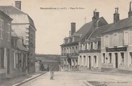 Mondoubleau - Place St-Denis - France