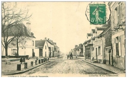 36.LEVROUX.N°5.ROUTE DE BUZANCAIS.DECHIRURE - Autres Communes