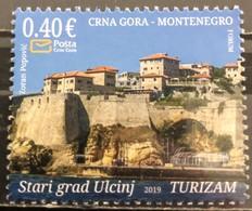Montenegro ,2019, Tourism Old Town Ulcinj (MNH) - Montenegro