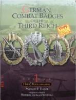 German Combat Badges Of The Third Reich 1, Heer & Kriegsmarine, 452 Seiten Auf DVD, - Heer