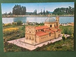 Cartolina Minitalia - Aquila - Chiesa Di S. Bernardino - 1970 Ca. - Bergamo
