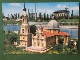 Cartolina Minitalia - La Basilica - Loreto - Ancona - 1970 Ca. - Bergamo