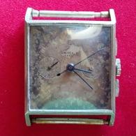 Universal Chronograph 289,stainless Steel,101/2 Lignes.,uni-compax,compur 1940's. - Horloge: Antiek