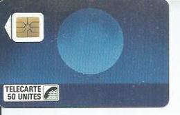 TELECARTE 50 UNITES - SOLEIL BLEU - 09/ 1988 - S02 - Frankrijk