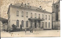 88 - Remiremont - Hôtel De Ville - Remiremont