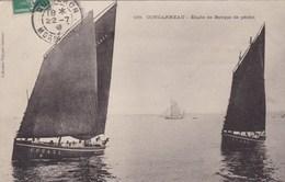 Finistère - Concarneau - Etude De Barque De Pêche - Concarneau