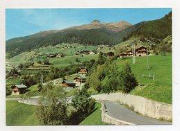 Rabbi (Trento) - La Valle Di Rabbi Con Le Sue Baite - Non Viaggiata - (FDC16338) - Trento