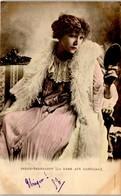 Célébrités - Femmes Célébres - SARAH  BERNARDT - Femmes Célèbres