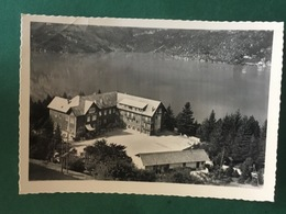 Cartolina Grand Hotel Molveno - Molveno - Trentino - 1950 - Trento