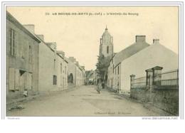 44.BATZ.L ENTREE DU BOURG - Batz-sur-Mer (Bourg De B.)