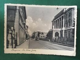 Cartolina Bergamo - Via Vittore Zarea - 1940 - Bergamo