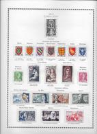 France Oblitérés - Collection Vendue Page Par Page - TB - Usati