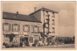 CP-JEN: Corbion Sur Semois Hôtel Des Ardennes - Belgique