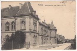 CP-JEN: Arlon Administration Des Chemins De Fer. - Arlon