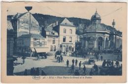 CP-JEN: SPA Place Pierre Le Grand Et Le Poubon - Spa