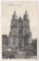 CP-JEN: St-Hubert La Basilique. - Saint-Hubert