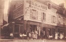 78-DAMPIERRE- HÔTEL DE LA POSTE - Dampierre En Yvelines