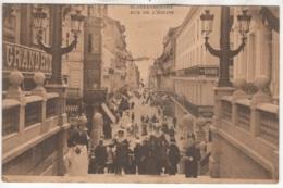 CP-JEN: Blankenberghe Rue De L'Eglise. - Blankenberge