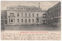 CP-JEN: Bonsecours Etablissement D'hydrothérapie Du Dr Delaunois. - Péruwelz