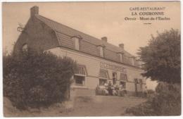 CP-JEN: Orroir Mont-de-l'Enclus Café-Restaurant La Couronne. - Belgique