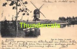 CPA BRUXELLES PARC DE LAEKEN LE MOULIN MOLEN NELS BRUXELLES SEREI 1 NO 189 - Laeken