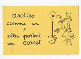 DROITES COMME ELLE PORTENT UN CORSET    -- Z901 - Drogisterij En Apotheek