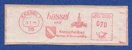 BRD AFS - KASSEL, Mit Kneippheilbad 15.1.65 - Bäderwesen