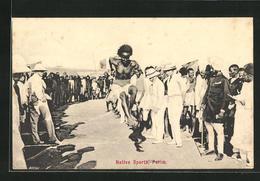 AK Perim, Native Sports, Sportliche Veranstaltung - Jemen