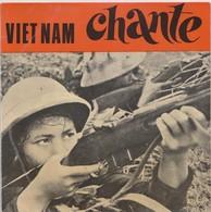 "33T 7"" - VIETNAM CHANTE - CHANTS PARTISANS - World Music"